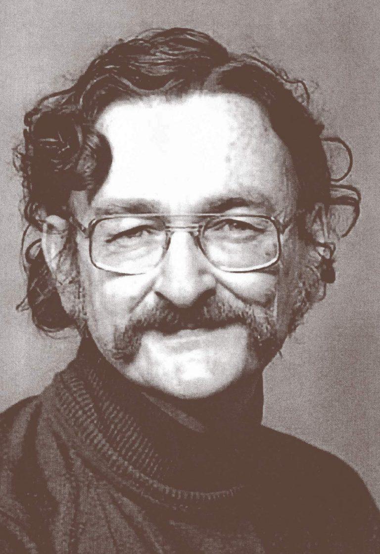Alan Roberts portrait
